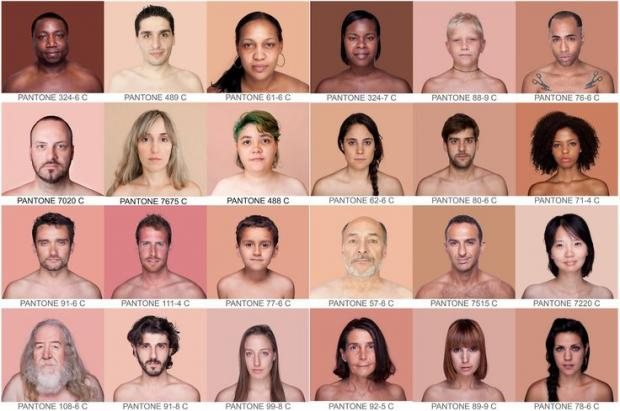 The Beauty of Human Skin in Every Color