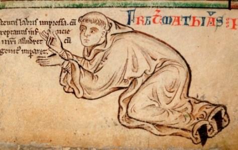 contemplation medieval