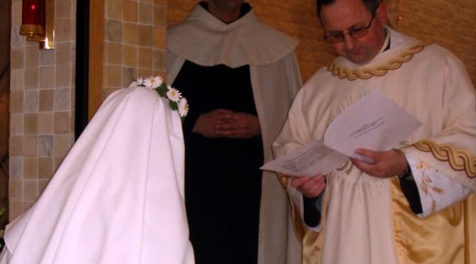 Prvi zavjeti s. Hane od Srca Isusova i Marijina