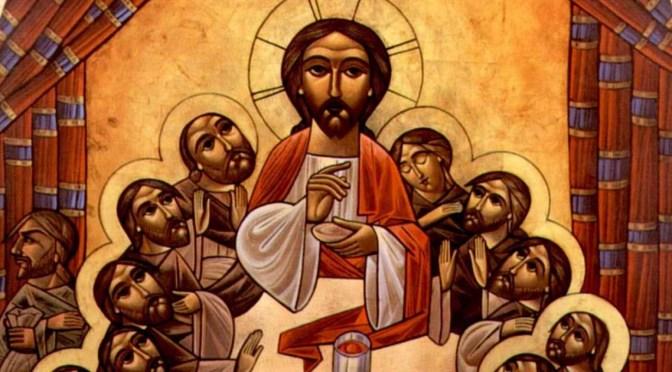 Molitva Crkve kao Liturgija i Euharistija
