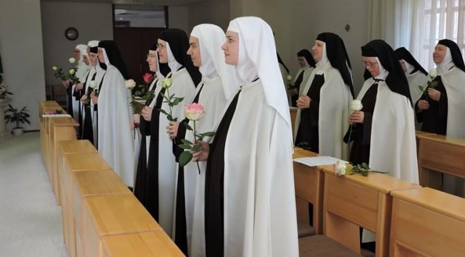 Proslava sv. Male Terezije u Karmelu sv. Josipa