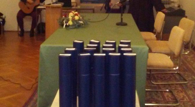 Promocija diplomanata Sustavnog studija duhovnosti i Studija teologije posvećenog života