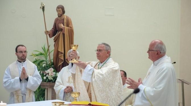 Svetkovina sv. Josipa u Karmelu u Breznici Đakovačkoj