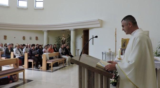 Duhovna obnova za članove škapularske bratovštine