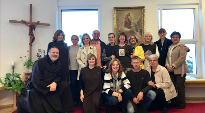 Kanonski utemeljene tri zajednice Svjetovnog reda u Splitu