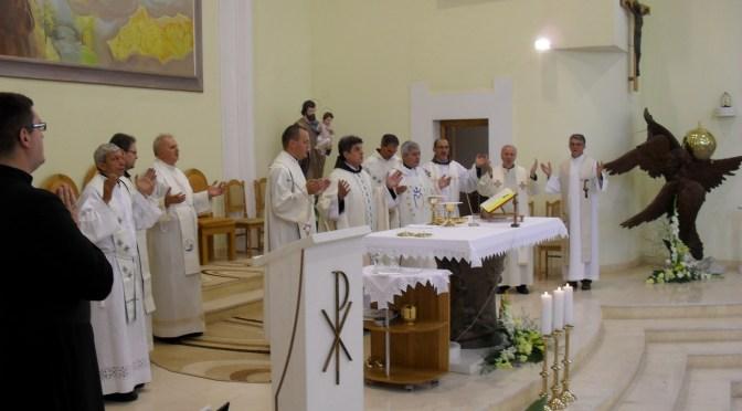 Proslava Gospe Karmelske u sarajevskom Karmelu