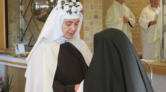 Prvi zavjeti s. Marije Benedikte od Milosrdnog Lica
