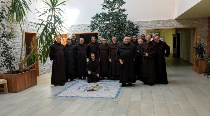 Duhovne vježbe braće karmelićana u Karmelu sv. Ilije