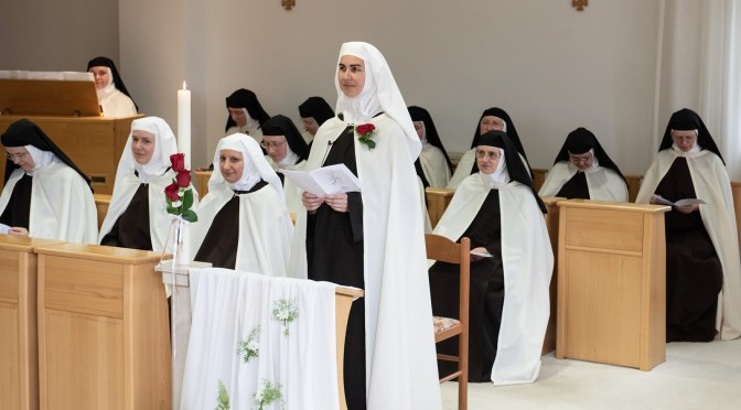 Svečani zavjeti s. Marije Mihaele od Milosrdnog Isusa