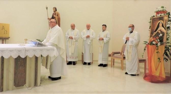 Proslava sv. Terezije u Karmelu sv. Josipa