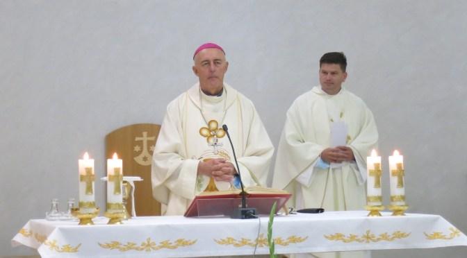 Apostolski nuncij proslavio blagdan sv. Male Terezije u bistričkom Karmelu