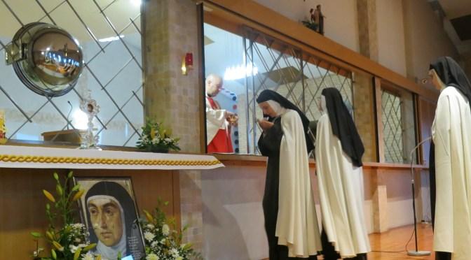 Svetkovina sv. Terezije Avilske u Karmelu u Mariji Bistrici
