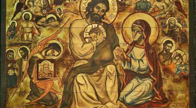Meditacija nad slikom sv. Josipa