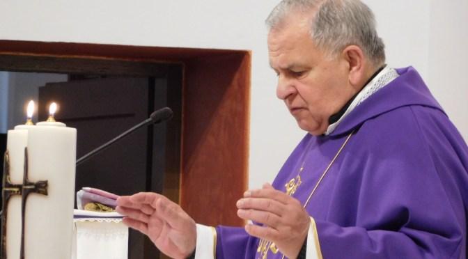 Prvi dan trodnevnice sv. Josipu u Brezovici