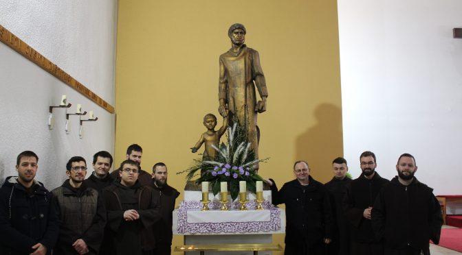 Izlet bogoslova u Karlovac
