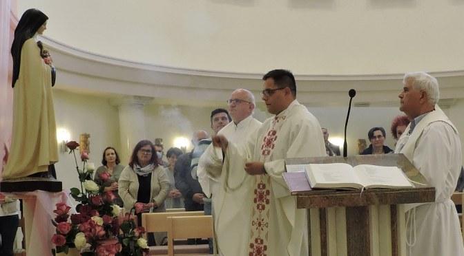 Proslava svete Male Terezije u Breznici Đakovačkoj