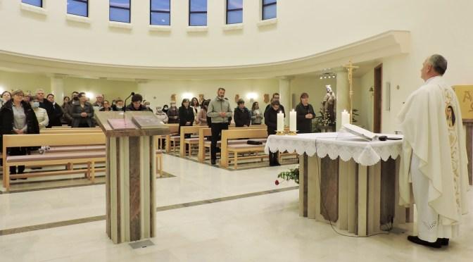 Proslava sv. Terezije Avilske u Karmelu sv. Josipa