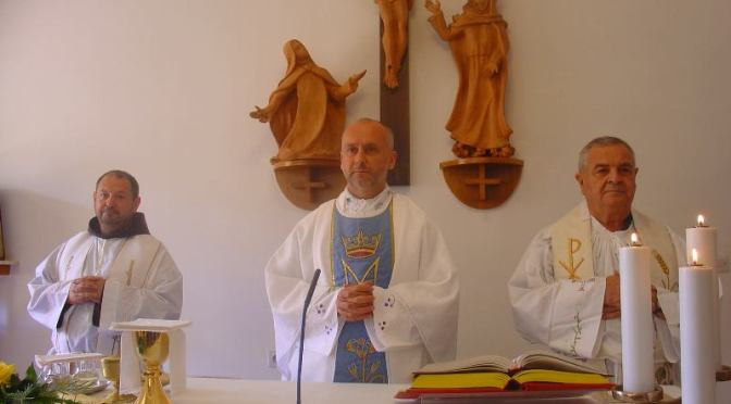 Proslava svetkovine Gospe Karmelske u Kloštar Ivaniću