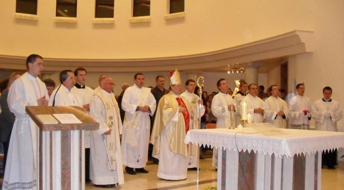 Proslava sv. Josipa u Breznici Đakovačkoj