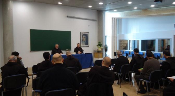 Peti susret karmelićanskih odgojitelja Europe u Avili