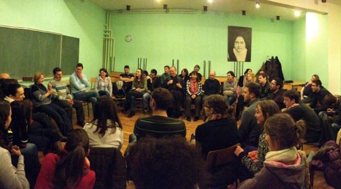 Susret Zajednice obitelji i Zajednica mladih – župa Remete