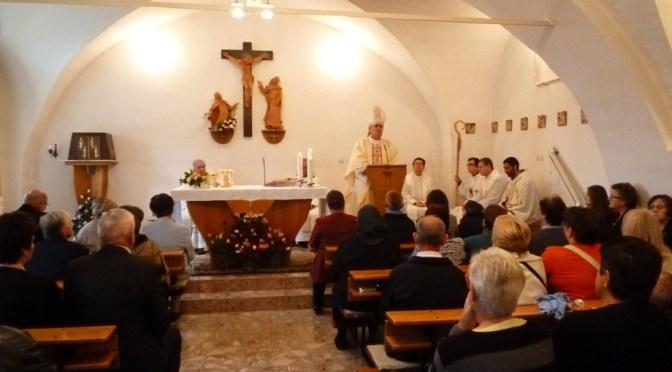 Blagdan svete Male Terezije u Karmelu u Kloštar Ivaniću