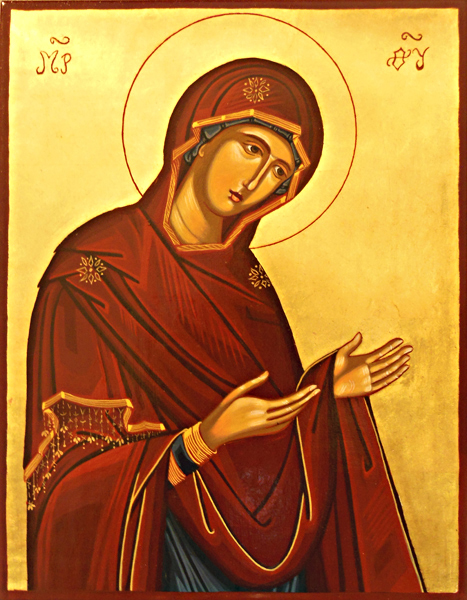 Ikon - Maria