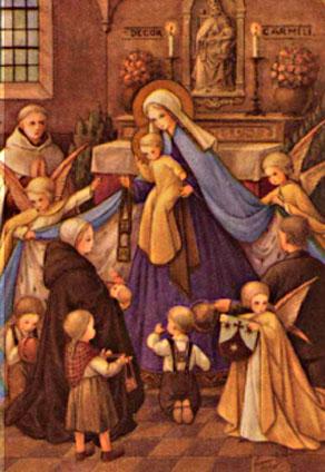 Vår Fru av Berget Karmel
