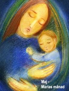 Maj - Marias månad