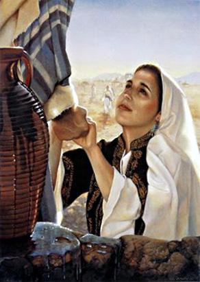Den kanaaneiska kvinnan