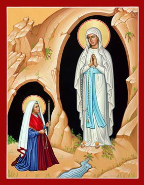Jungfru Marias utkorelse och fullkomliga renhet