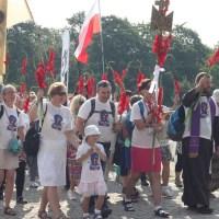 Świadectwa i fotorelacja z wrocławskiej pieszej pielgrzymki na Jasną Górę