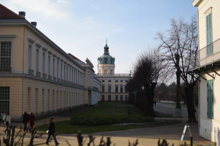 Schlosshinterhof Januar 19