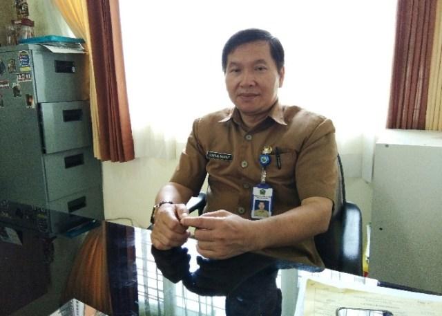 Kepala Bidang Pencegahan dan Pengendalian Penyakit (P2P) dr Husnul Muarif