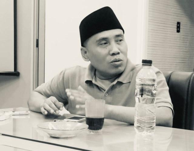 Ketua Harian Halal Institute, H. SJ. Arifin, SSi, MSi. (Doc, karna.id)