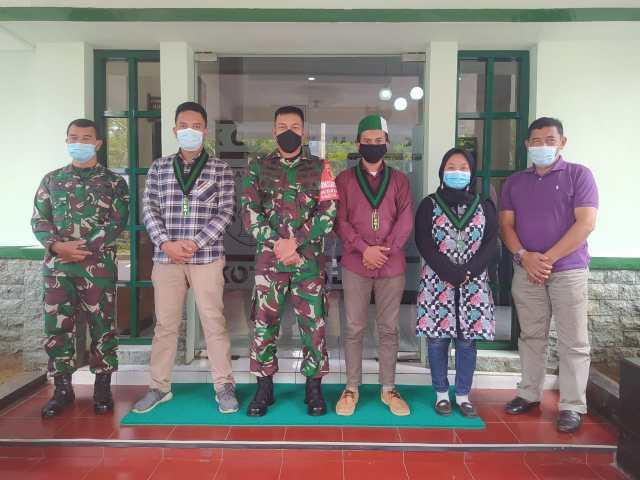 HMI Cabang Malang: Pemuda adalah Komponen Pertahanan Masa Depan Kodim 0833 Kota Malang