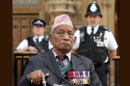 Railway service in Britain to be named after VC Tul Bahadur Pun