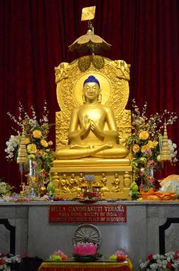 Sarnath, Buddha