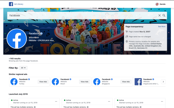 162 Best Facebook Ad Examples (2019 Update with 20 New