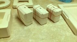 Preparing molds