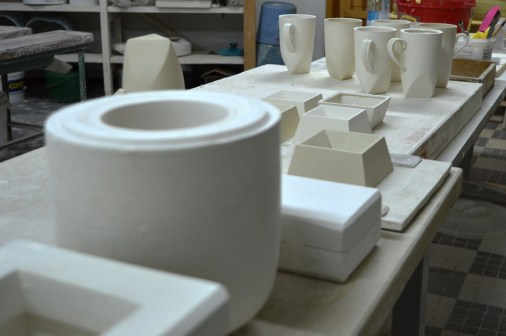 Cup mold