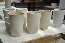 Drying cups