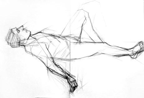 100x140cm VI Studio of Drawing, ASP Wrocław, 2013