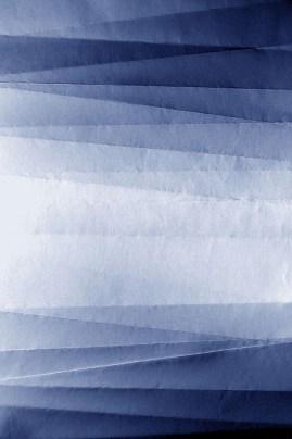 Shadows II blue Karolina Bednorz