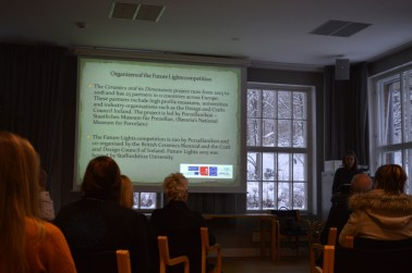 Closure of the event by first edition of the project representant