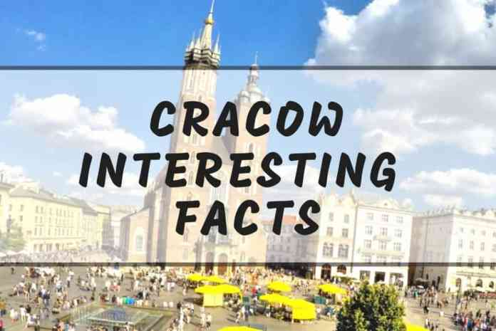 Intersting Cracow facts