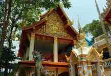 doing suthep temple