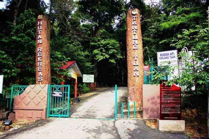 Tanjung Tuan Port Dickson