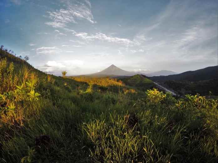 Albay from Melissa at A Broken Backpack Beautiful places to visit in the Philippines