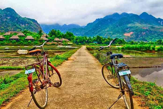 Mai Chau in Vietnam Fall in Love With Vietnam
